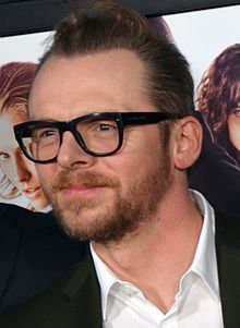 Happy 47th birthday, Simon Pegg!  #