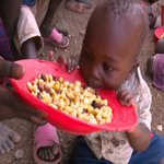 School lunch remains only source of food for many children in Karamoja