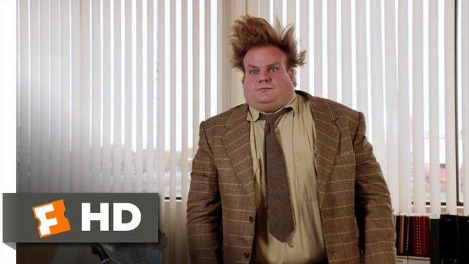 Happy Birthday to Chris Farley, who would have turned 53 today!