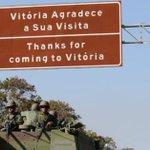 Brazil police strike: Schools reopen in Vitoria