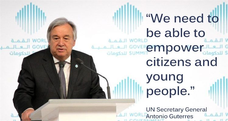 test Twitter Media - .@UN Secretary General @antonioguterres address to the @WorldGovSummit in #Dubai https://t.co/Mnn7wdM5Eo https://t.co/BC1r0gAJGK