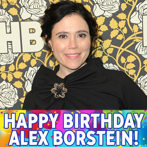 "Happy Birthday to ""MADtv\"" star Alex Borstein!"