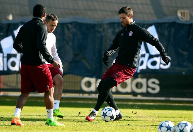 Alonso back in Bayern training after injury scare ahead of Arsenal visit