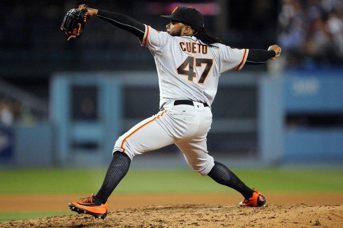 Happy Birthday to Johnny Cueto, who turns 31 today!