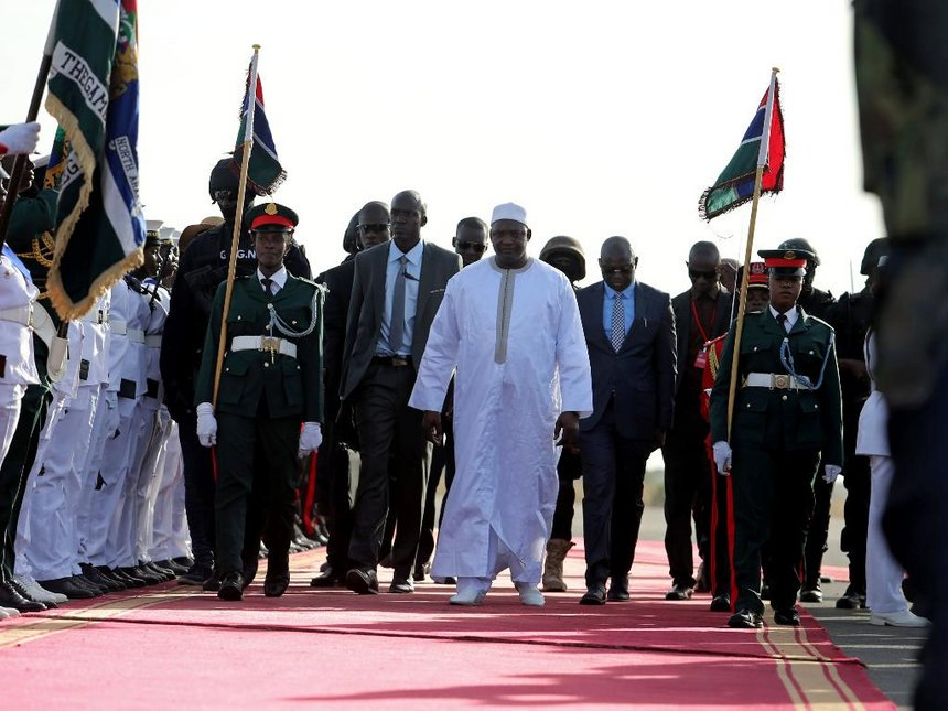 Gambia will rejoin Commonwealth 'as fast as possible' - Boris Johnson