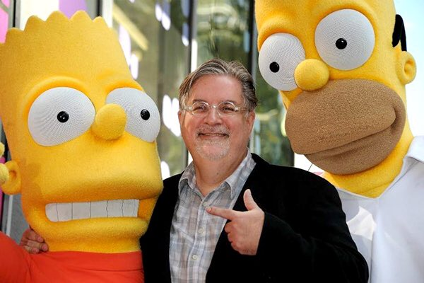 Happy 63rd Birthday Matt Groening