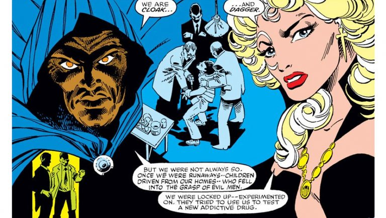 Here's the full cast for Marvel's 'Cloak and Dagger' freeform series