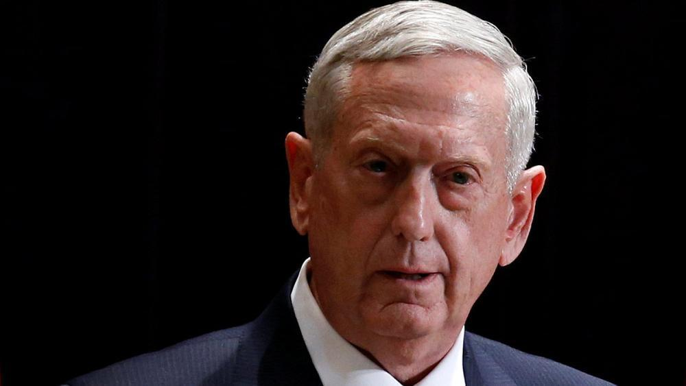 US Defence Secretary Mattis in Brussels for NATO meeting