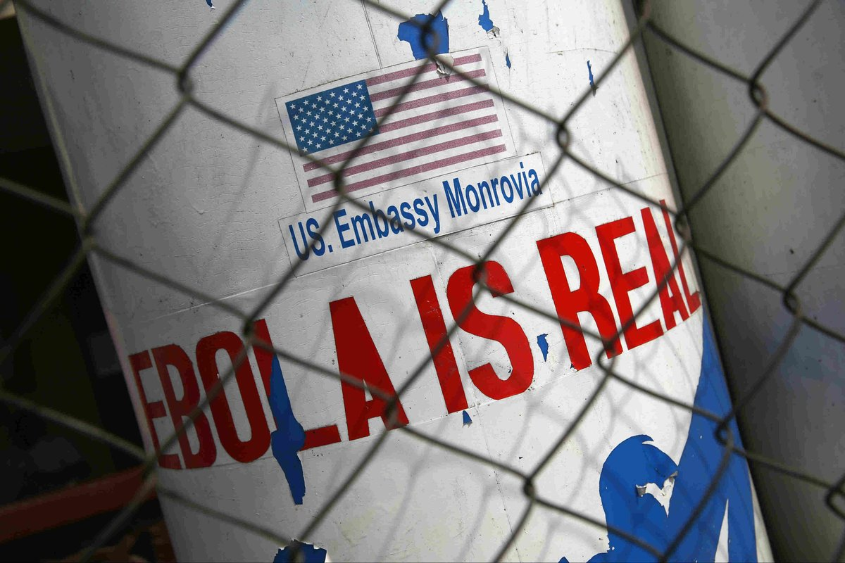61% of Ebola cases were caused by just 3% of infected persons