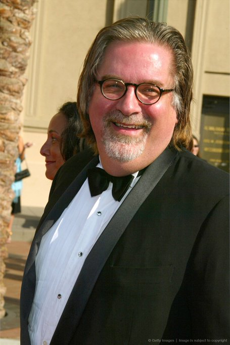 Happy Birthday Matt Groening 63