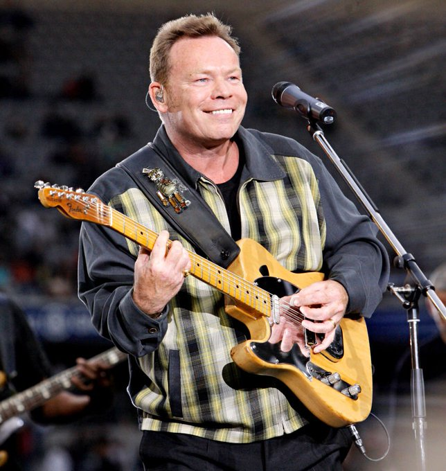 Happy Birthday Ali Campbell