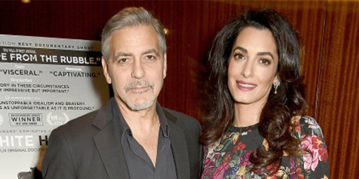 How George Clooney is getting ready to be a dad to twins