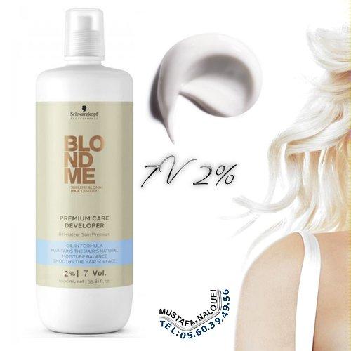 #SCHWARZKOPF OXYDANT Blond Me Revelateur Premium 2 % PRIX: 1800 DA PRIX: 9,47 € PRIX: 8,18 £ POR: 0560394956 https://t.co/xpp3N7cqdr