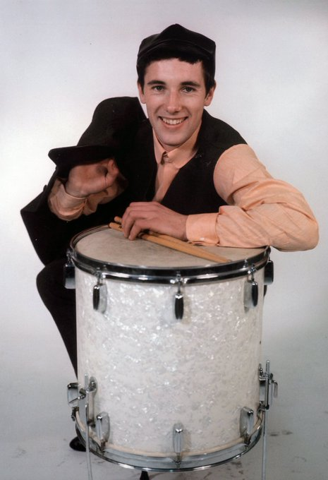 Happy Birthday to the great Avory of Kinks.  This guy knows how to really play drums.