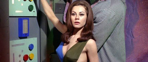 Happy 75th birthday Sherry Jackson