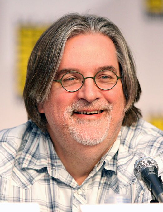Happy Birthday Matt Groening, THANK YOU for &