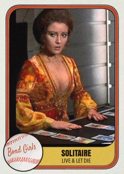 Happy 66th birthday to my favorite Bond girl, Jane Seymour.