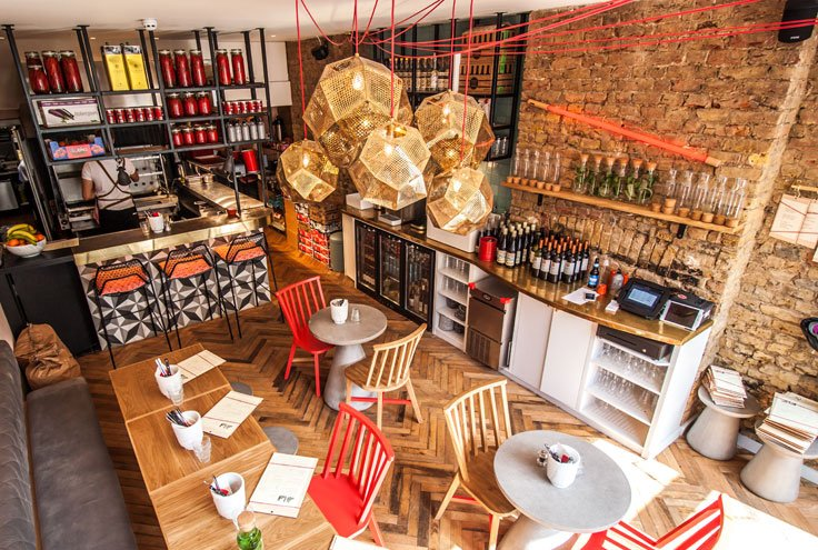 BabaBoom London's coolest brunch