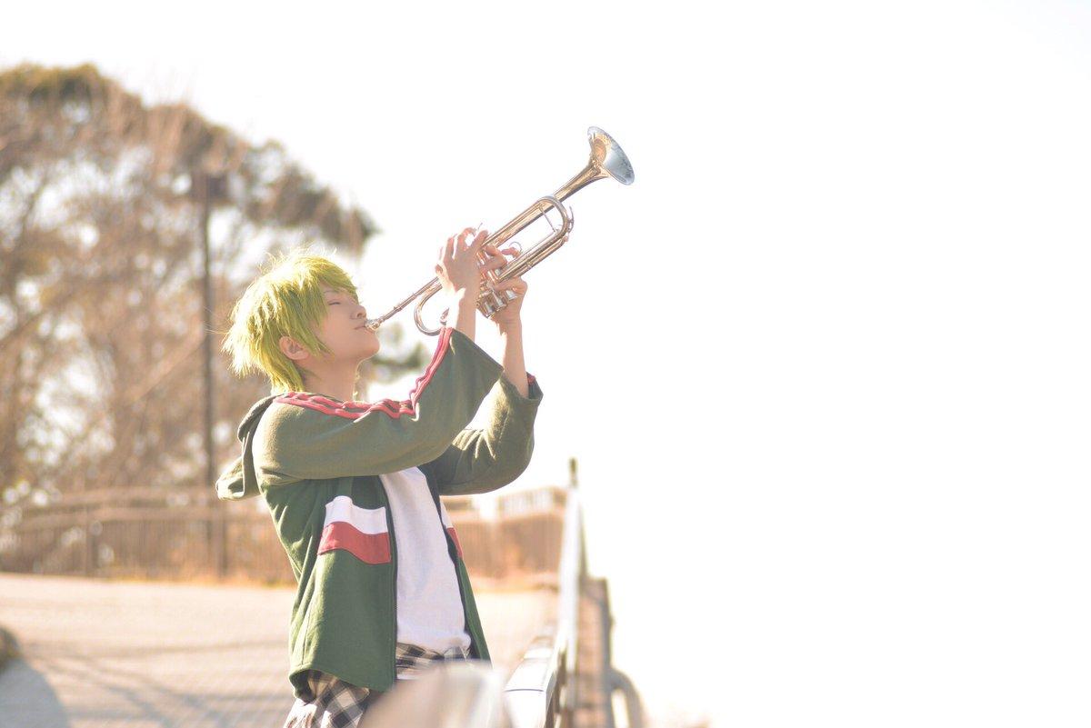 【コスプレ】金色のコルダ火原和樹君に届け、この思いphoto→周さん