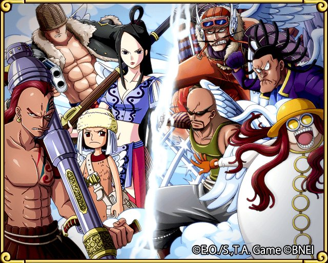 Found a Transponder Snail! Battle rages in Upper Yard! Shandians vs. 'Kami'! https://t.co/PLuv6YGhZ9 #TreCru https://t.co/nL0jreih0z
