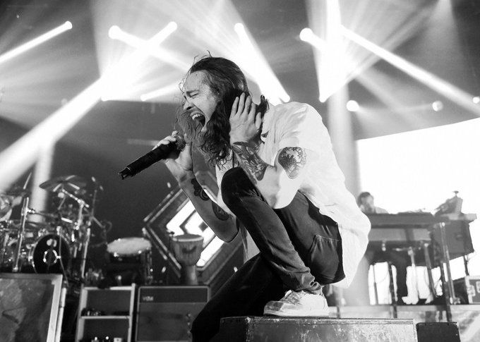 Happy Birthday to Brandon Boyd of - Brand new music from coming tomorrow. Stay tuned!