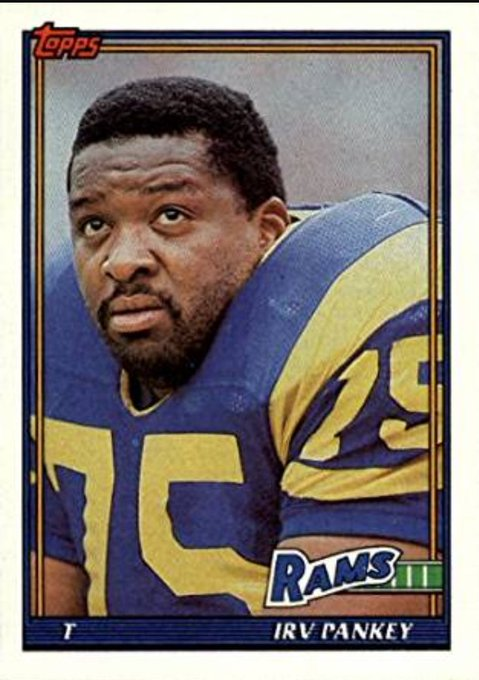 Happy Birthday to 2 former 1973 1st team ALL PRO John Hadl and former o-line great Irv Pankey.