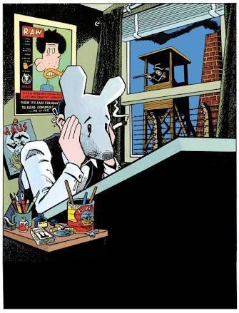 Happy Birthday Art Spiegelman