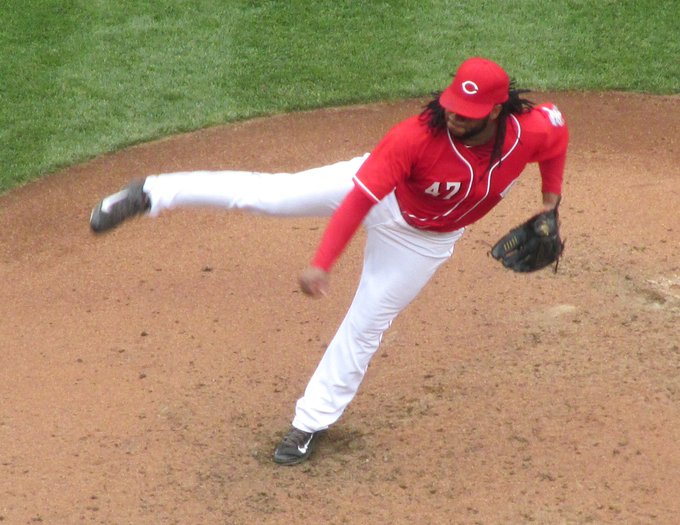 Happy Birthday Johnny Cueto, born on this date in 1986. We miss you Johnny Beisbol!