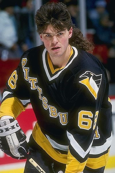 Happy 45th Birthday Jaromir Jagr. He is older than 56.7% (17 of 30) of NHL franchises.
