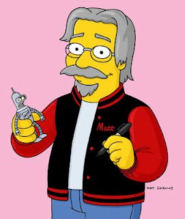 Happy Birthday Matt Groening!