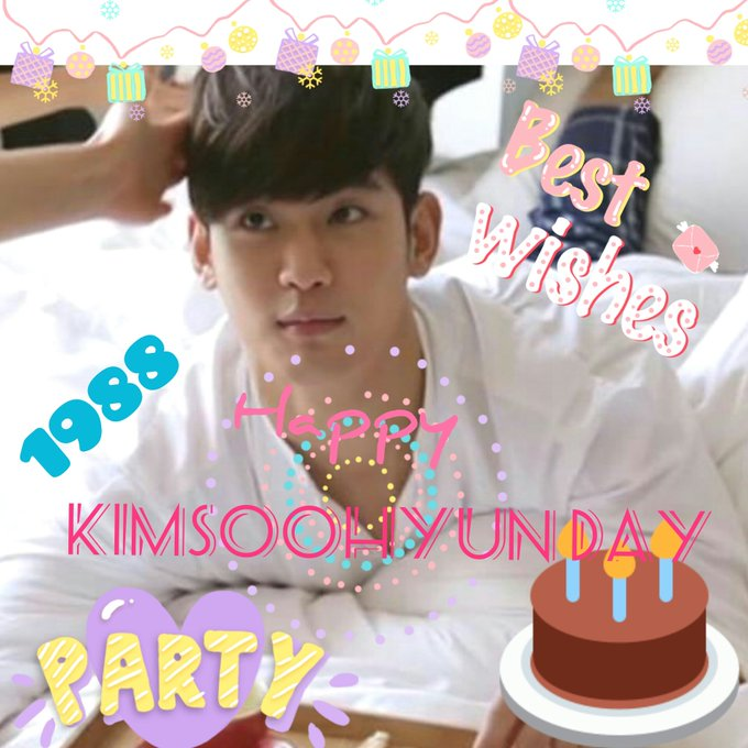 Happy Birthday Kim Soo Hyun..Wish You All The Best