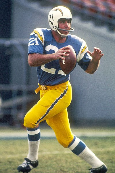 Happy birthday to Chargers legend John Hadl, 77 today :-)