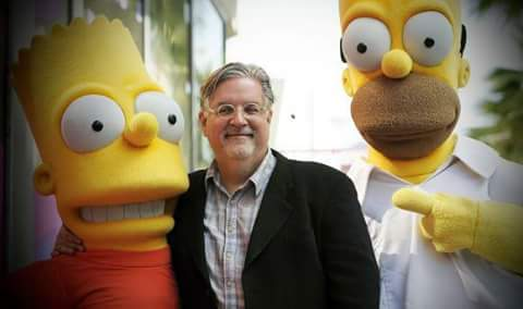 Larga vida a este hombre! Happy Birthday Matt Groening! Vivan los simpsons!