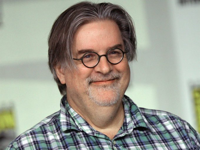 Happy 63rd Birthday to Matt Groening! The creator of The Simpsons and Futurama.