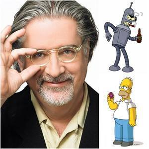 2-15 Happy birthday to Matt Groening.