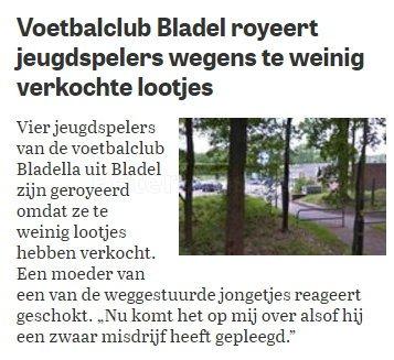 #Bladella: Bladella