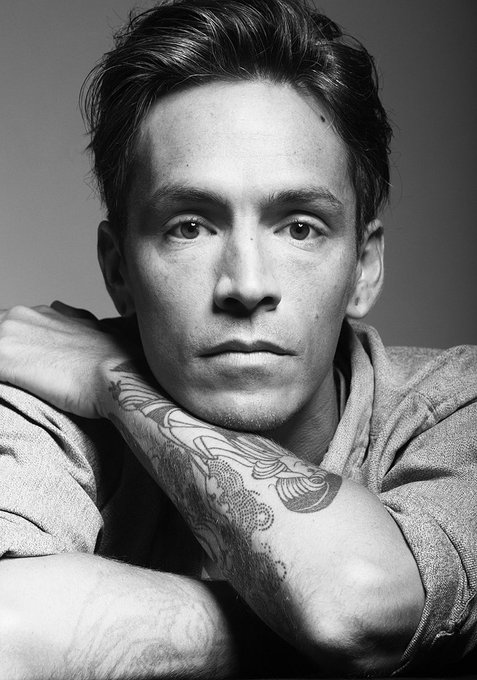 Happy birthday to Brandon Boyd (Lead singer of Incubus).