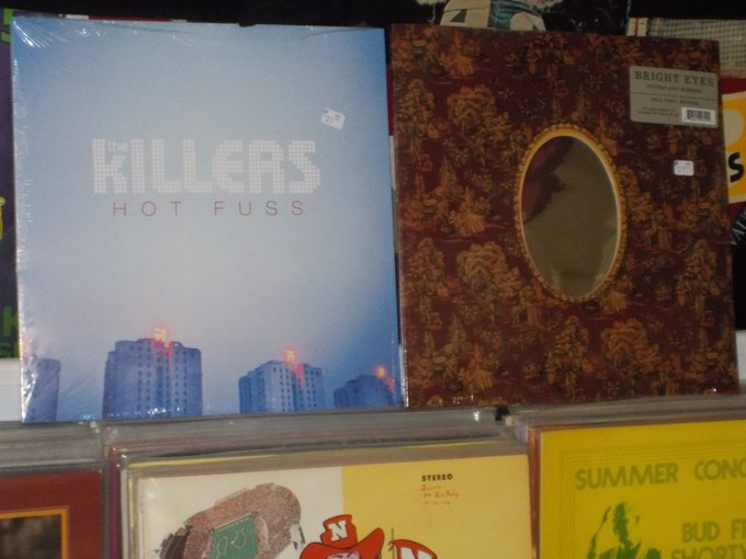 Happy Birthday to Ronnie Vannucci Jr. of the Killers & Conor Oberst of Bright Eyes