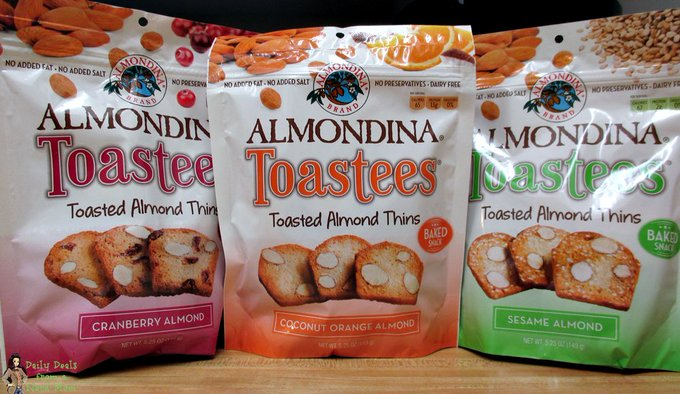Almondina Toastees