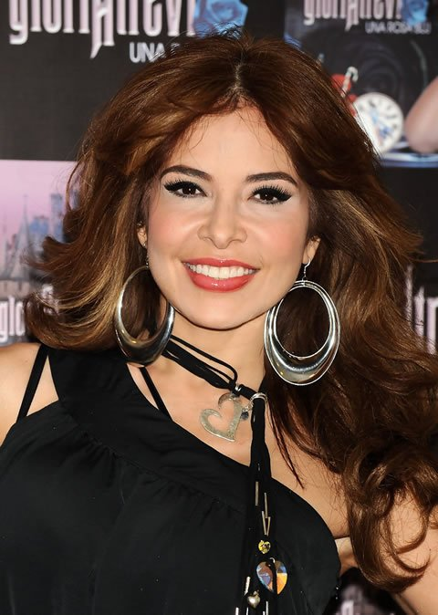 Happy Birthday Gloria Trevi