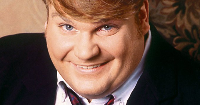 In Memoriam of The Late and Great Chris Farley! Happy Birthday and RIP.