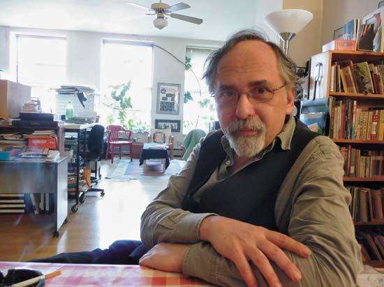 Happy birthday to Art Spiegelman, author of Maus, today!