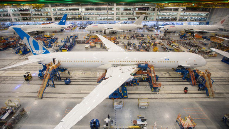 Workers at Boeing's newest plant in South Carolina overwhelmingly reject union