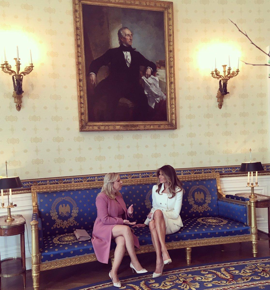 Thank you Mrs. Netanyahu for your friendship and dedication #PowerOfTheFirstLady https://t.co/IiUjtTglOu