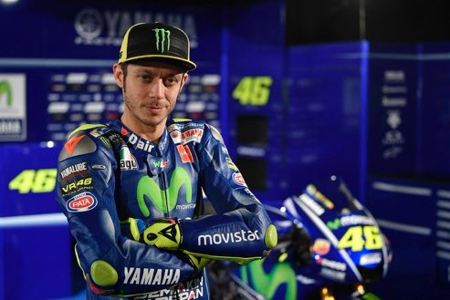 Happy Birthday to the one and only Valentino Rossi