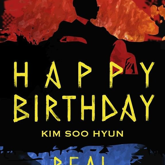 "160217 Ali Baba Pictures Weibo Update ""Happy Birthday KIM soo Hyun\""  \""REAL\"" Cr weibo PCity"