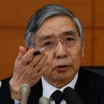 BOJ's Kuroda warns low rates may sow seeds of new financial crisis