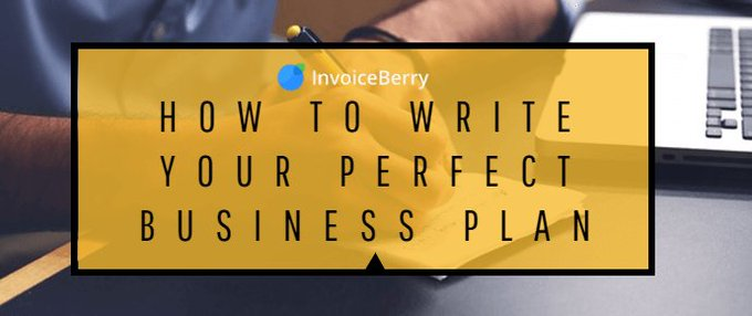 Here's how to write a business plan in 15 minutes freebie sme smallbiz businessplan