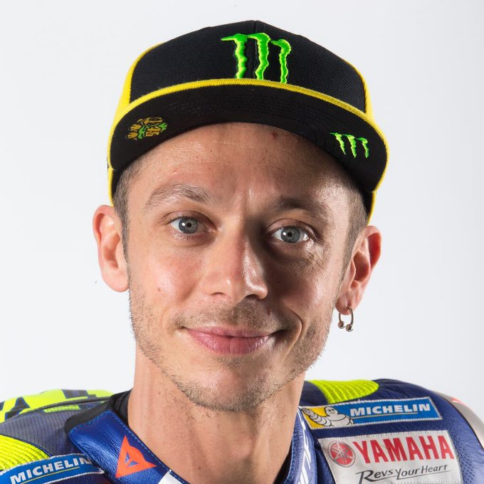 Wishing you a happy birthday to the legend,Valentino Rossi