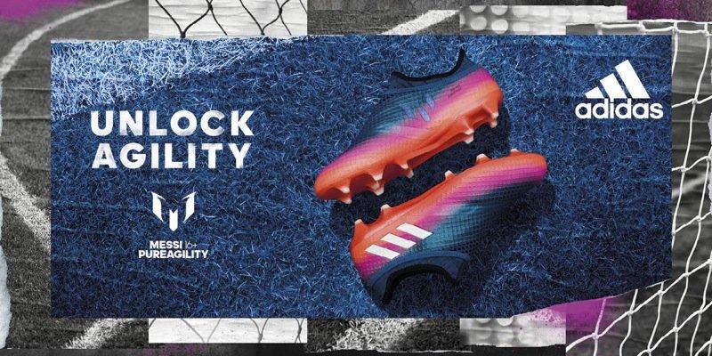 Unlock agility. 🔓 In the new Blue Blast #Messi16+ Pureagility; https://t.co/Lufkr0dCFI #NeverFollow https://t.co/5pKLHWCBoL